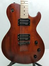 Schecter Custom Shop Solo Electric Guitar RH Walnut Satin