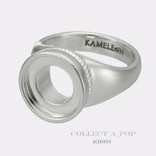 Authentic Kameleon Sterling Silver Wild Abandon Ring Size 7  KR053#7