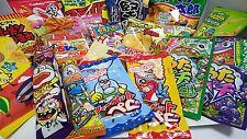Japan Wagashi Okashi Dagashi 32pcs Box Set Japanese Gift Food Snacks Candy Gum