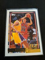 1992-93 Topps Gold Basketball Pack Fresh MINT ROOKIE RC #333 Don Mclean