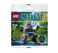 Gorzan/'s Walker Polybag Set 30262 LEGO Legends of Chima Bagged