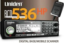 *NEW*UNIDEN BCD536HP P-25 PHASE I & II TDMA DIGITAL SCANNER FIRE-POLICE-EMS-HAM