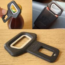 Tapón de alarma de Cinturón de asiento de coche y Abrebotellas Cancelador De Sonido Clip universal