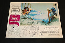 1969 Can Heironymus Merkin Ever Forget Lobby Card #3 Anthony Newley 69/161 (C-6)