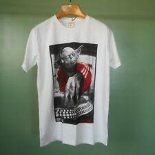 Yoda T-shirt Mens Medium Jedi Tunes Dj Yoda Hip Hop Star Wars Shirt