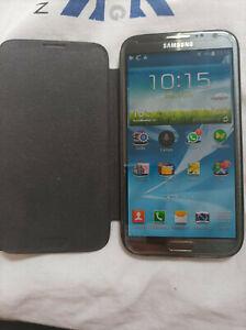 Samsung Galaxy Note 2 GT-N7100 16 GB Gris BEG, débloqué tous opérateurs