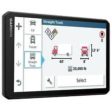 "Garmin Dezl OTR700 7"" GPS NAVEGADOR camión 010-02313-00"