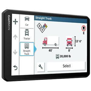 "Garmin dezl OTR700 7"" GPS Truck Navigator 010-02313-00"