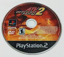 ATV 2 Offroad Fury PS2 Black Label Playstation 2 Video Game