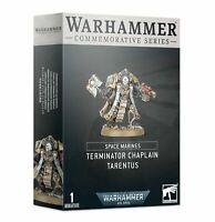 Space Marines Terminator Chaplain Tarentus - Warhammer 40k - Brand New! 55-08
