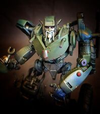 Custom Transformers - Custom Painted Deluxe Class Metallic WRECK-GAR