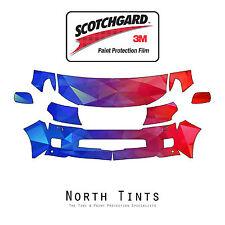Toyota Land Cruiser 2013-2015 PreCut 3M Scotchgard Paint Protection Clear Bra