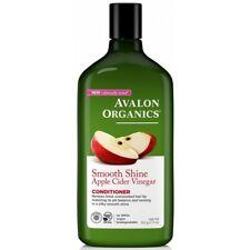 Avalon Organics Après-shampoing Nourrissant pour Cheveux Thé Arbre 325ml Gourde
