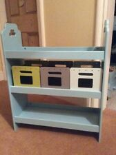 Children's Blue Bookcases, Shelving and Storage