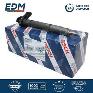 BOSCH Diesel Injektor Cr Für Chrysler Dodge Jeep 2.8 CRD KRX042029AA 68042029AA
