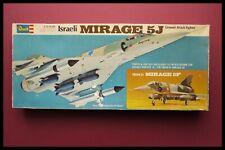 Revell Israeli Mirage 5J 1:32 Model Kit