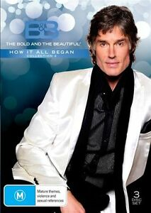 The Bold And The Beautiful - How It All Began : Collection 2 (DVD, 2013,...