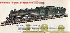 Locomotive TRI-ANG HORNBY R.54S HIAWATHA  4-6-2  et R-32 Tender