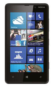 New Nokia Lumia 820 - 8GB - 4G LTE WIFI Unlocked Windows 8MP Smartphone - Black