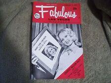 Fabulous Las Vegas Magazine Elvis Presley Show Revue Bobby Gentry 2/3/1973