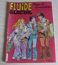 BD BANDE DESSINEE MENSUEL FLUIDE GLACIAL N° 119 EO MAI 1986