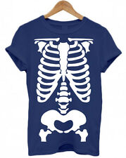 HALLOWEEN SKELETON, Costume Dress Up, funny, unique Tumblr, goth present T Shirt