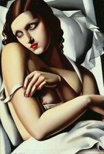 ART DECO TAMARA DE LEMPICKA 1920s 30s A4 GLOSSY PHOTO POSTER PRINT #5