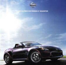 2010 10 Nissan 370Z Roadster original  brochure Mint