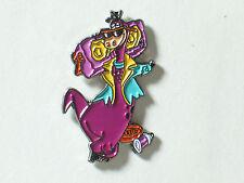 Dino Flintstone Pin  Vintage Flinstones Enamel  Lapel Pin , *