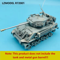 "LZModel R72001 1/72 M4A3E8 SHERMAN ""FURY"" Update Set For UM 379 & Dragon 7302"
