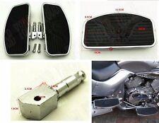 Footboards For Kawasaki Passenger  Vulcan VN400 VN900 VN800 Floorboards Rear