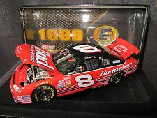 Dale Earnhardt Jr #8 1/1000 Budweiser / Richmond 1999 Chevy Elite Rookie Stripe