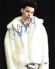 Lil Mosey signed 8x10 photo PSA/DNA Autographed