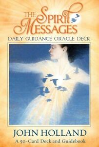 IC: Spirit Messages Daily Guidance Oracle Deck, The