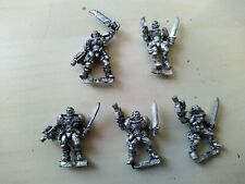 Games Workshop warhammer 40.000 classic Space Marine Scouts