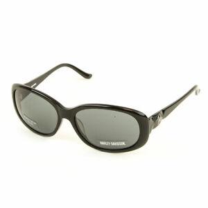 Harley-Davidson Women's Sunglasses, HDX852 BLK-3 60mm