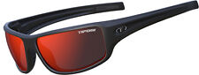 Tifosi BRONX Matte Black Clarion Red Polarized Sunglasses