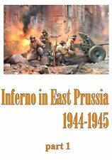 2 DVD SET: INFERNO IN EAST PRUSSIA, 1944 - 1945 * with switchable English subtit