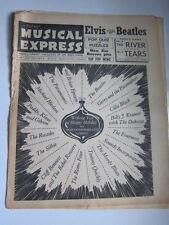 NME Dec 14 1965 Beatles Kinks Elvis Presley