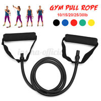 Resistance Fitness Bands Belt Pull Rope Sports Elastic Gym Exercise Band  A