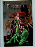Batman Four of a Kind  tpb GN 1st Print nm+ DC Comics 1998  W1 Amricons