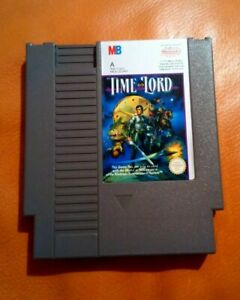 RARE NES GAME TIME LORD TESTED NINTENDO ENTERTAINMENT SYSTEM MB GAME ONLY NICE