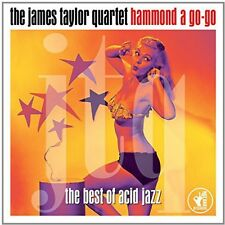 Hammond A Go-Go: Best Of Acid Jazz - 2 DISC SET - James Quartet  (2014, CD NEUF)