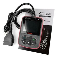 Launch Creader 6 Diagnostic Scanner Reset Tool CReader VI ODBII ODB2 Car Tool