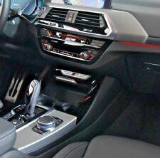 BMW OEM G01 X3 2018+ G02 X4 2019+ Polished Gloss Aluminum Interior Trim Kit New