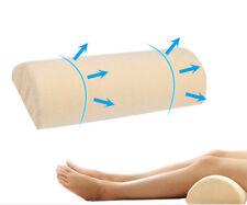 D Shape Comfort Pillow Memory Foam Neck Knee Leg Spacer Back Lumbar Support