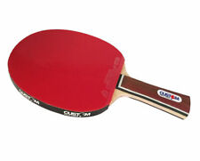 Custom Table Tennis Carbon Table Tennis Bat With XIOM Vega Intro rubbers NEW