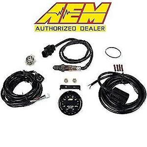 AEM 30-0334 X-Series Wideband UEGO AFR Sensor Controller Gauge OBDII [30-0333]
