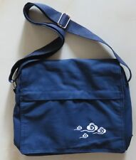 high quality blue canvas Taoism bag taoist Multifunctional package