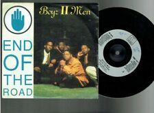 BOYZ II MEN END OF THE ROAD PS 45 1992
